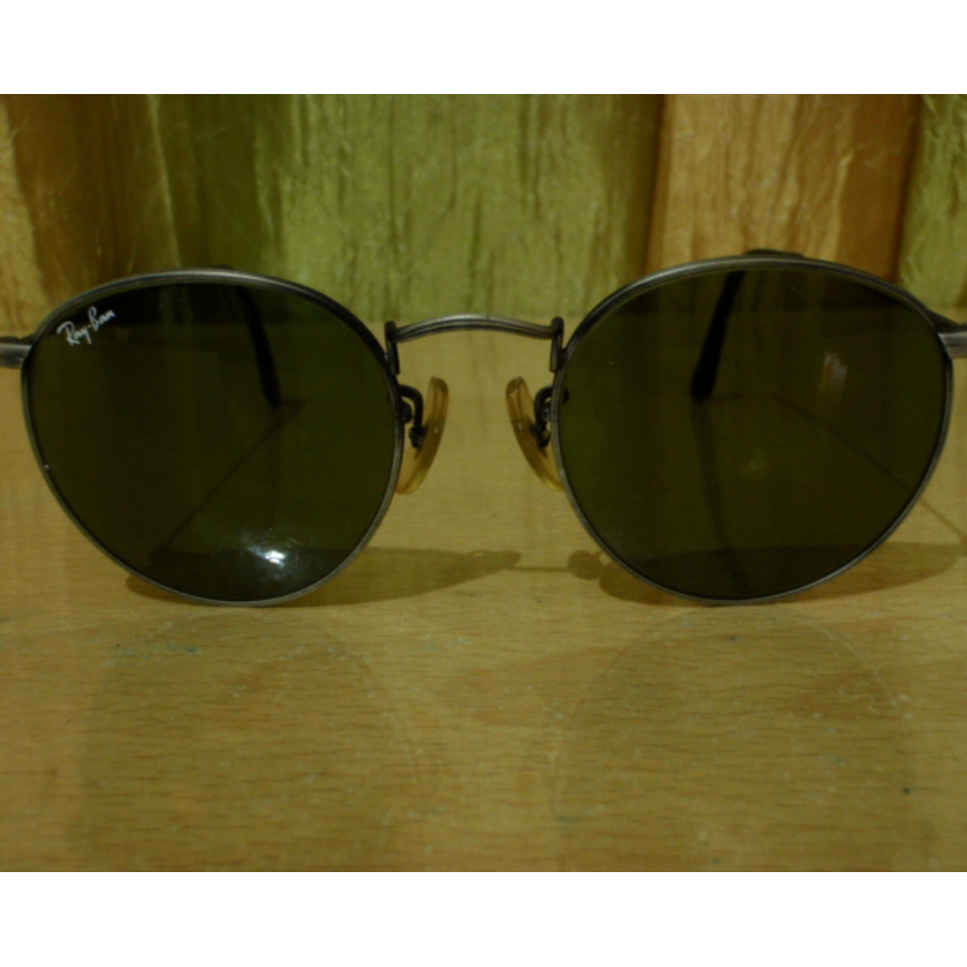Ray-Ban Vintage Sunglass Made in USA SUPERSALE 2a13d221a5b