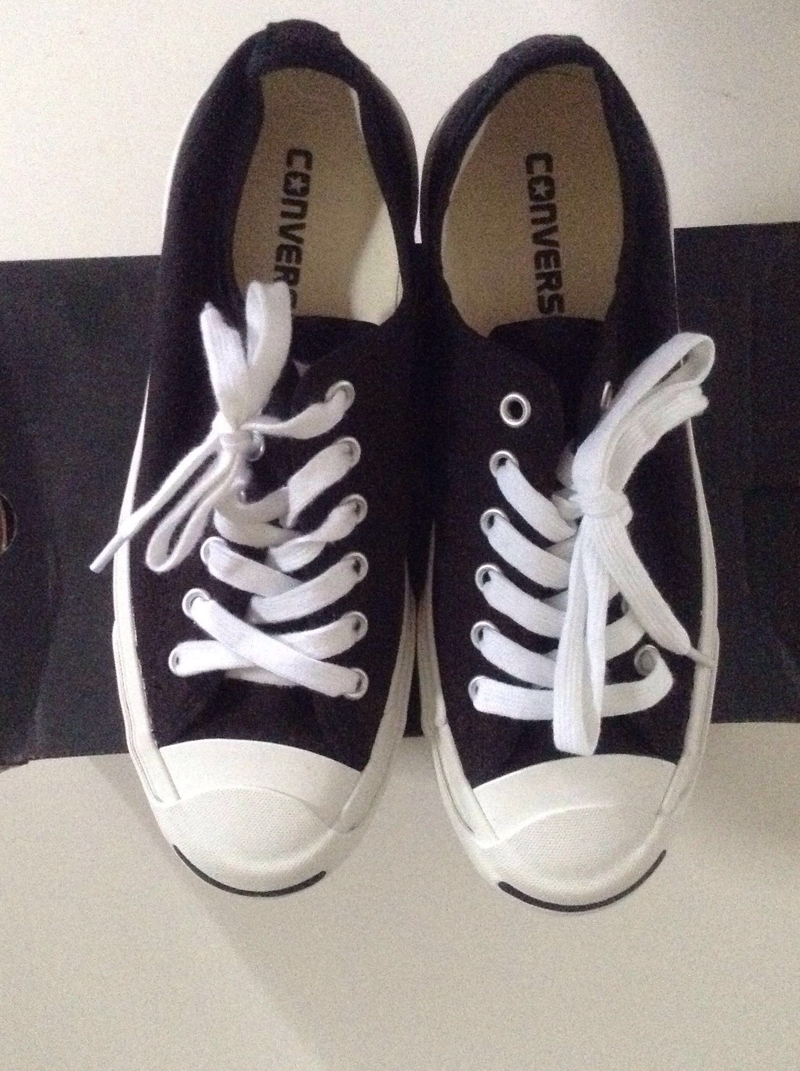f0354664998c Athletic Shoes Converse Chuck Taylor all Star Sneakers High Men Women  Monochrome Black Limited