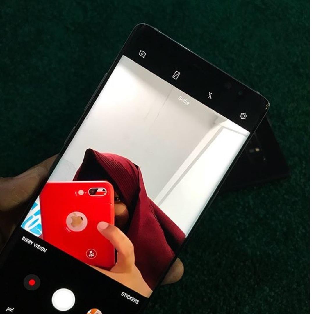 SAMSUNG GALAXY NOTE 8 DOUS DUAL SIM Elektronik Telepon Seluler Di