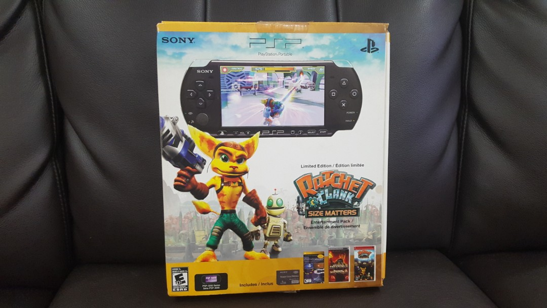 Sony PSP Limited Edition Toys Games Video Gaming On