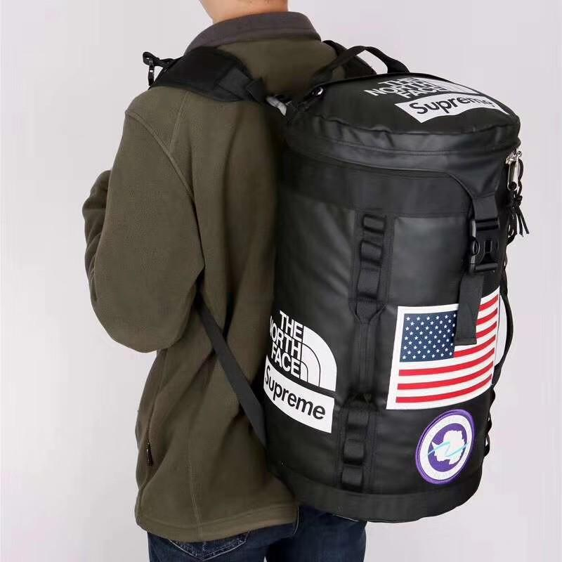 95bee469a Supreme x TNF The North Face 17ss Backpack Hiking Travel Bag, Men's ...