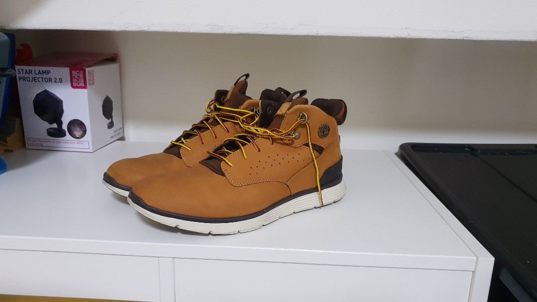 c04e434adb Timberland Killington Hiker Chukka Width Wide, Men's Fashion, Footwear,  Sneakers on Carousell
