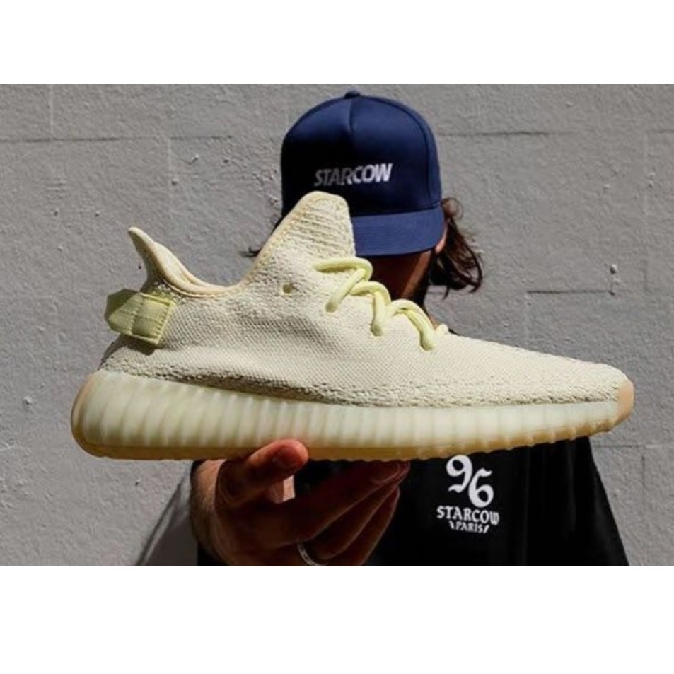 74d0bf679e83a Yeezy boost V2 butter BN Authentic