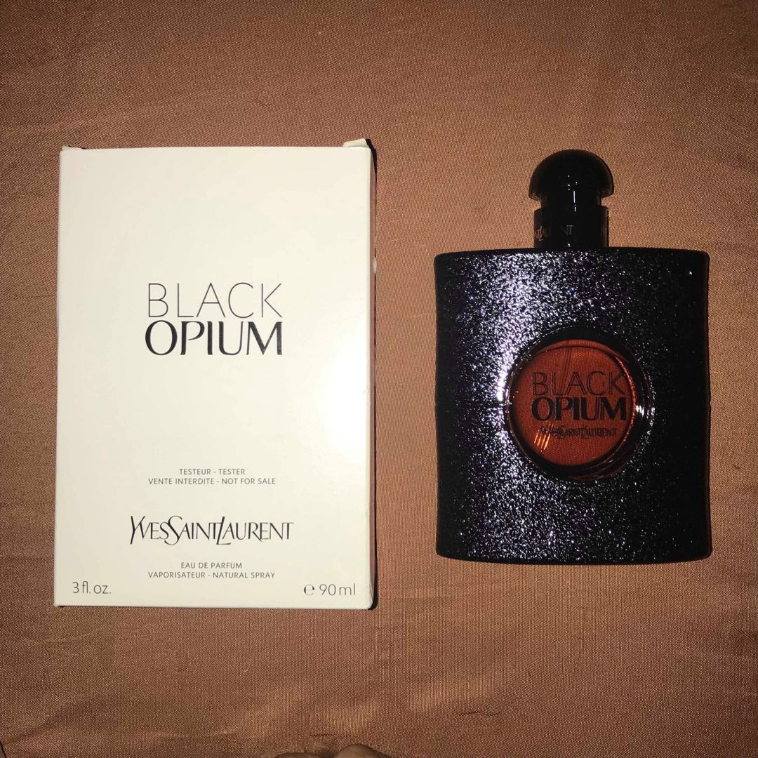 Yves Saint Laurent Black Opium Health Beauty Perfumes Nail Care For Women Edp Others On Carousell