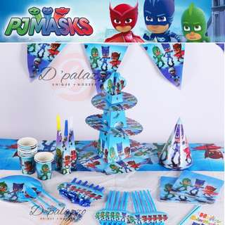PJ Masks Party Decoration Kids Party