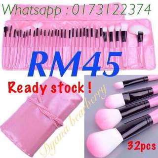 Makeup brush @ berus makeup (pink)