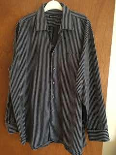 Dress shirt. Large.