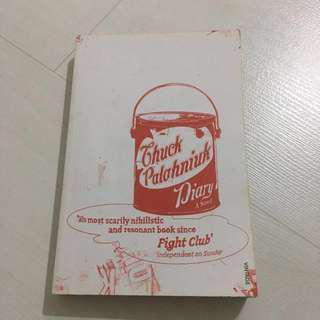 🚚 Diary by Chuck Palahniuk