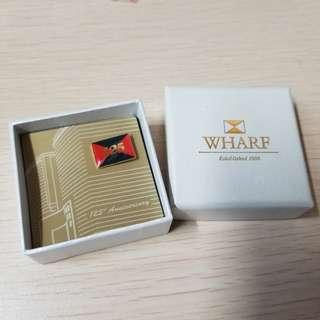 九倉Wharf 125週年 徽章