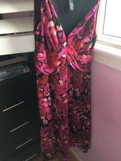 Gorgeous Summer Floral Dress
