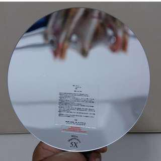 Magnifying Mirror (Wall-mounted and Movable)