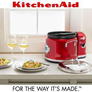 全新 KitchenAid Multi-Cooker with Stir Tower 多用途機 連全新原廠保養
