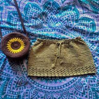 bohofest tube (crochet top)