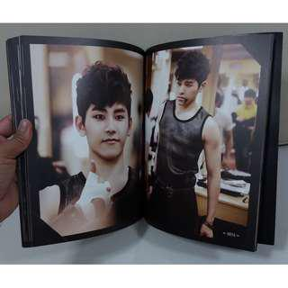 "Infinite K-Pop Photo Album INFINITIZE ""Showcase: The Mission"" Concert Portfolio"