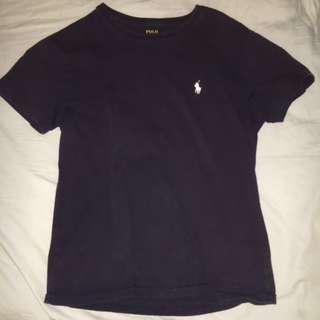 Navy blue POLO tshirt