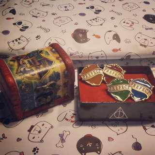 Harry Potter badges /pins