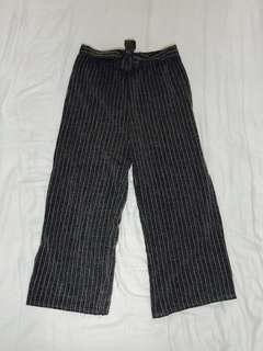 Striped Culottes
