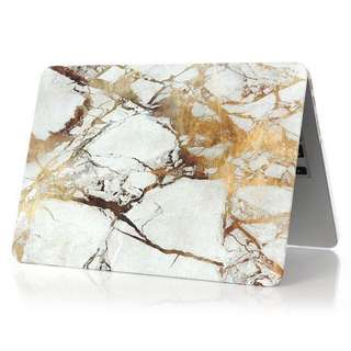 13 inch MacBook Air Gold Marble Case