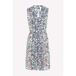 [現貨僅此一件] 英國代購 英國Jack Wills 花卉連身洋裝 晚禮服 UK10