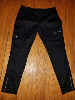 Brand new black pants size large