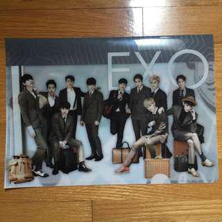 EXO L-Holder/Folder/Filer (Kpop)