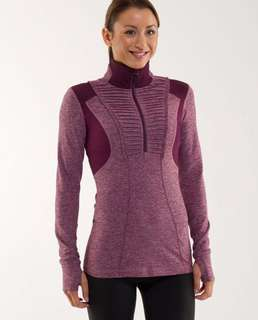 Lululemon Run Your Heart Out Sweater