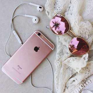 Iphone 6s Rosegold 16gb Gpp LTE