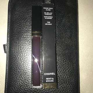 CHANEL ROUGE COCO GLOSS 768 Decadent