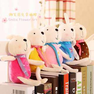 🚚 《微笑花兒幸福館》可愛小兔崽子吸盤吊飾30cm~批發價#兔兔玩偶 #婚禮小物 #情人節禮物生日禮物#聖誕節交換禮物#娃娃機商品