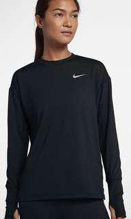 NIKE Element Running Long Sleeve Top