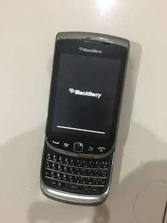 BlackBerry Torch 2 Nuked