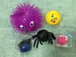 Sensory Toys Bundle B