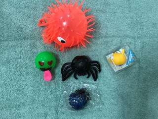 Sensory Toys Bundle E
