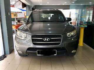 Hyundai SantaFE V6