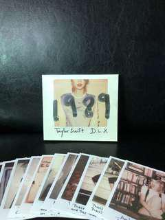 Taylor Swift 1989 Deluxe Album