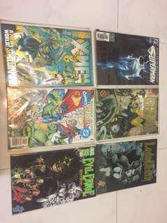 Old Comics lot