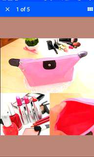 Free NM*Women Multifunction Travel Cosmetic Bag Make up Toiletry Waterproof Pouch