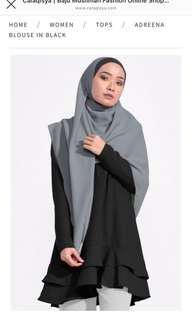 Calaqisya's Adreena blouse