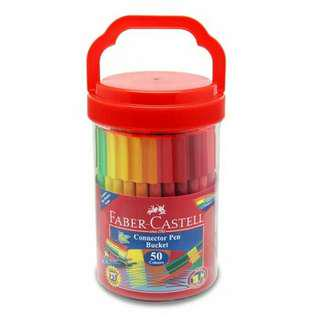 Connector pen Faber castell toples