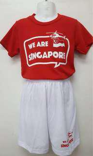 National Day Tee set