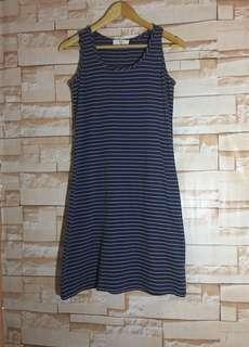 Bayo stripes dress