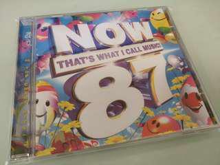 出售無花 now 87 精選 cd