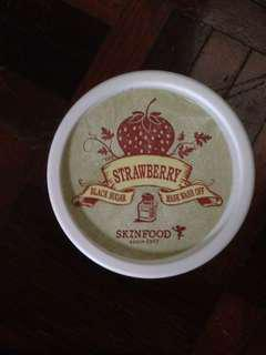 Original from KOREA! Strawberry skinfood