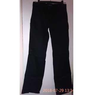 Brand New Black Gap pants with pockets