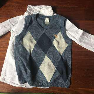 H&M top 1.5 - 2 years