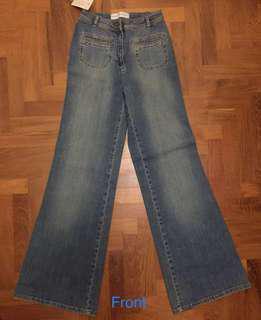 69499f5b48244 BN Authentic TOPSHOP Petite Retro Jeans 👖