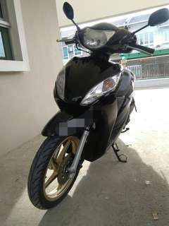Honda Spacy (Scooter)