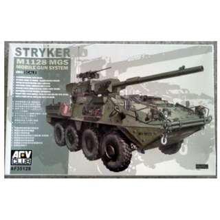AFV Club 1/35 - M1128 STRYKER MGS Mobile Gun System