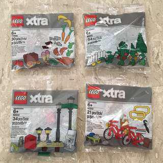 🔥(2Day SALES)🔥 LEGO 40309 / 40310 / 40312 / 40313 XTRA Accessories Polybag Bundle