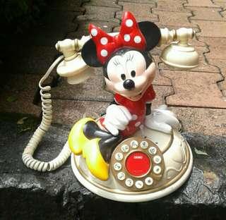 Telepon Meja Minni Mouse